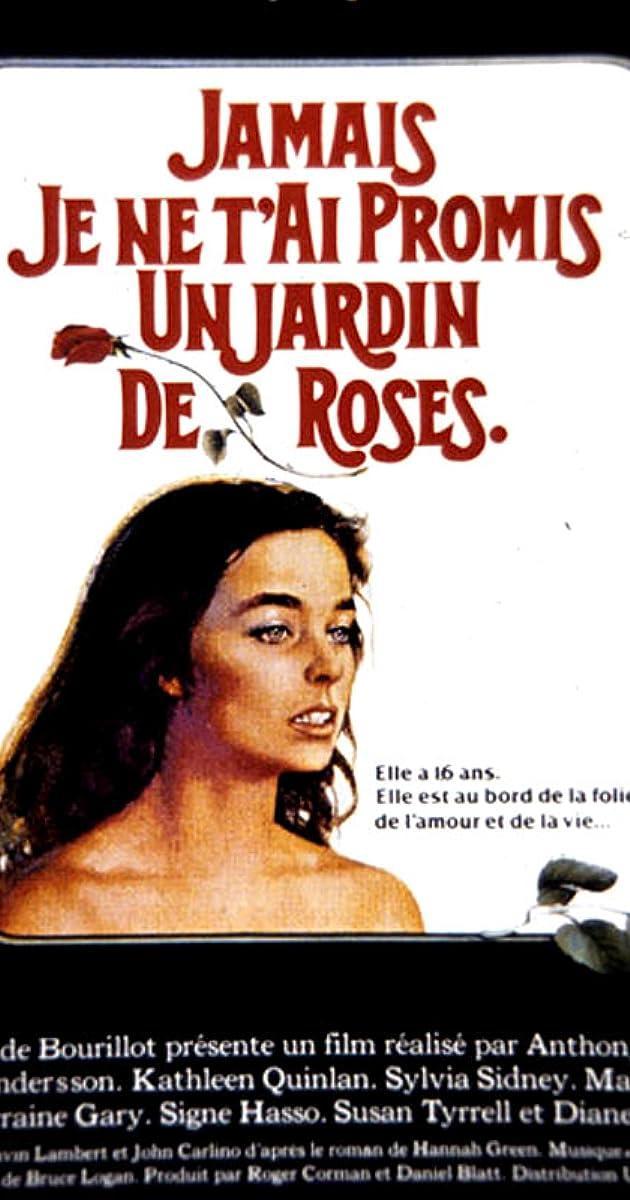 I Never Promised You A Rose Garden 1977 Imdb