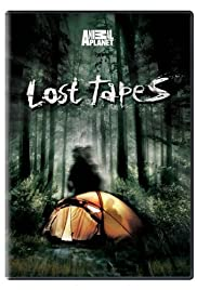 Lost Tapes Poster