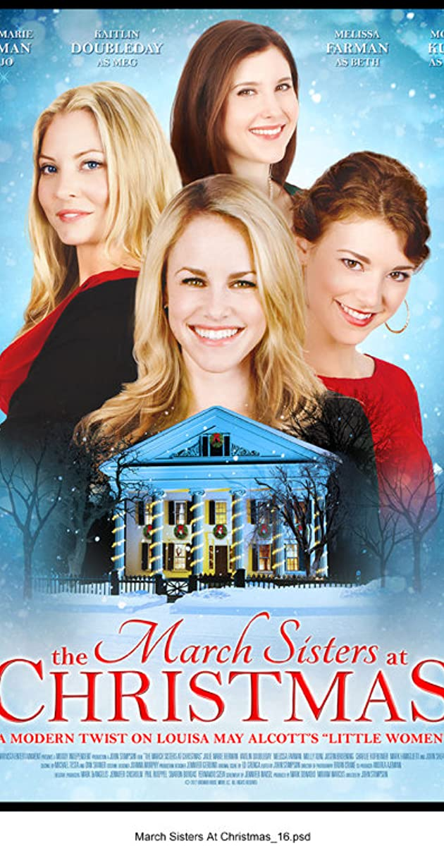 The march sisters at christmas tv movie 2012 imdb for What channel are christmas movies on