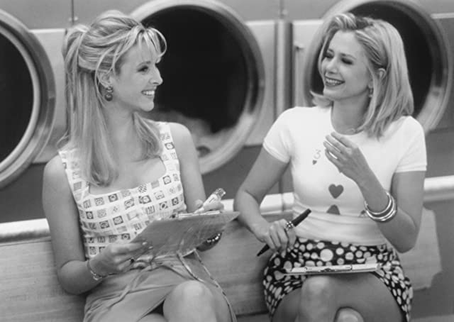 Mira Sorvino and Lisa Kudrow in Romy and Michele's High School Reunion (1997)