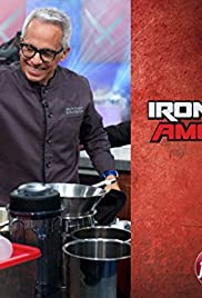 Iron Chef America: The Series Poster
