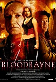 BloodRayne (2005) Poster - Movie Forum, Cast, Reviews