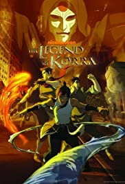 The Legend of Korra Poster