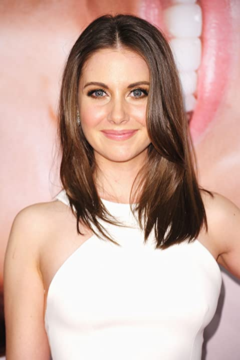Alison Brie at The Five-Year Engagement (2012)