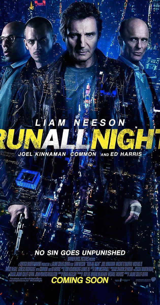 Bėgte visą naktį / Run All Night (2015) Online