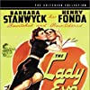 Henry Fonda and Barbara Stanwyck in The Lady Eve (1941)