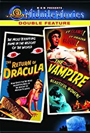 The Vampire Poster