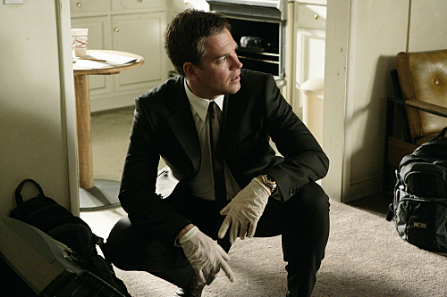 Michael Weatherly in NCIS (2003)