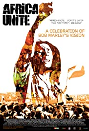 Africa Unite: A Celebration of Bob Marley's 60th Birthday Poster