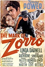 The Mark of Zorro(1940)