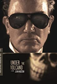 Under the Volcano Poster