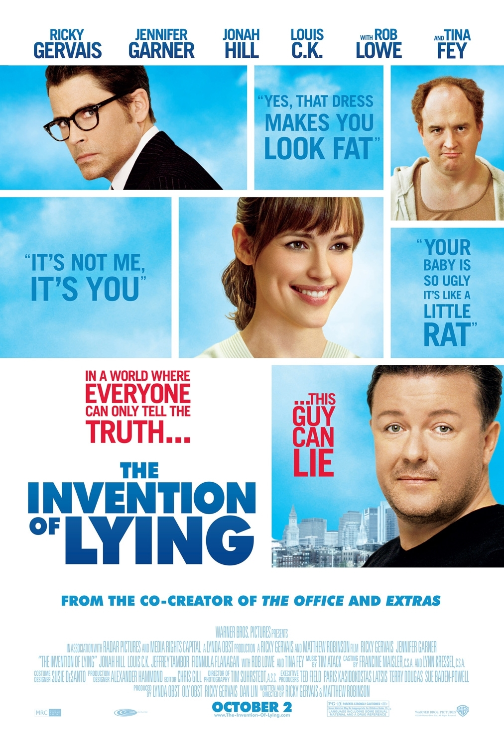 image The Invention of Lying Watch Full Movie Free Online
