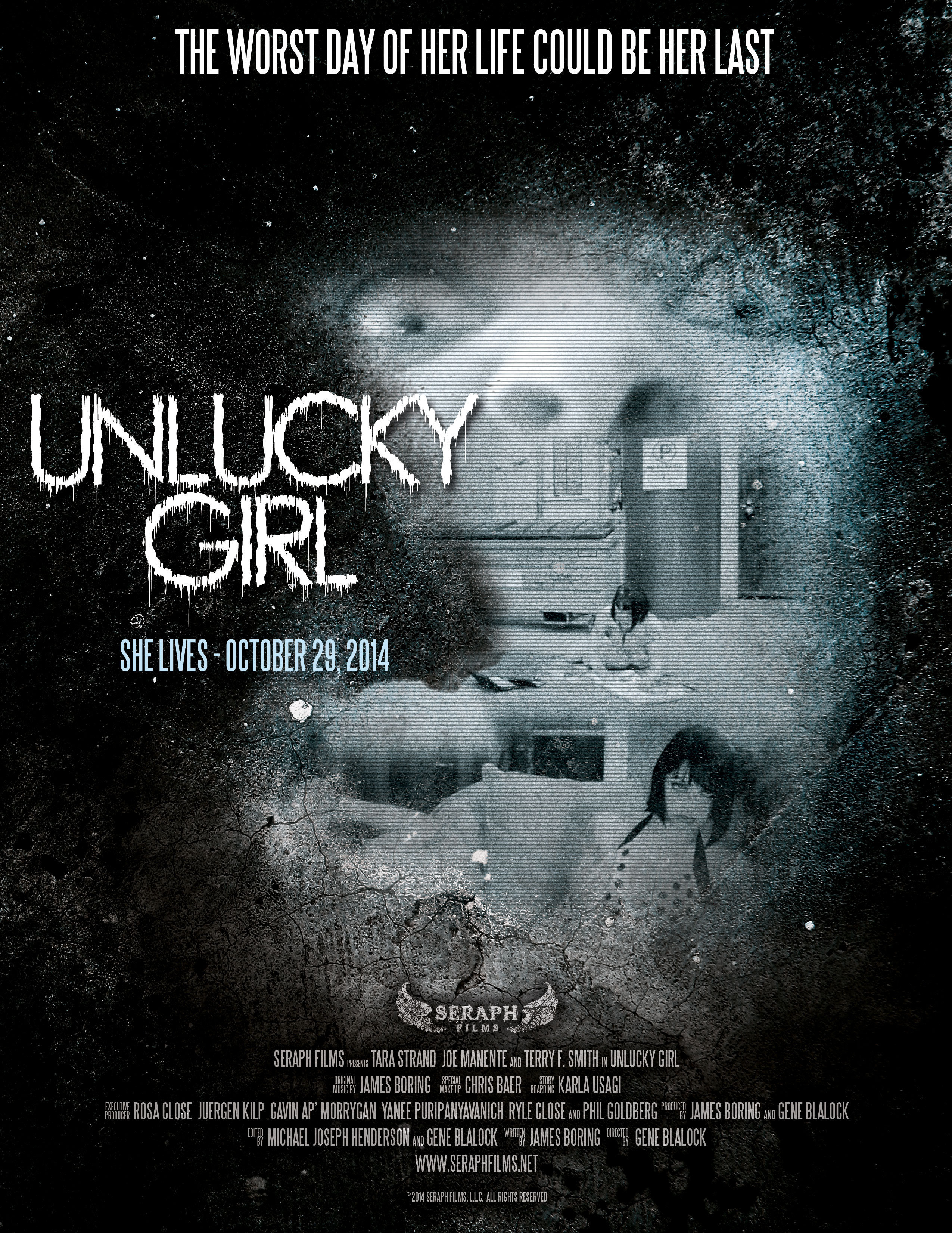 Image Unlucky Girl Watch Full Movie Free Online