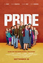 Pride (2014) Poster - Movie Forum, Cast, Reviews
