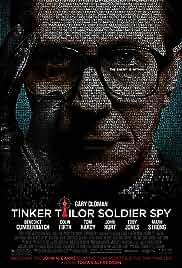 Tinker Tailor Soldier Spy film poster