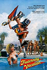Fraternity Vacation (1985) Poster - Movie Forum, Cast, Reviews