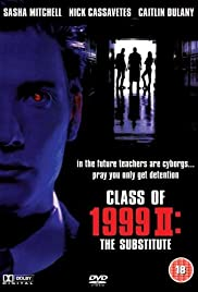 Class of 1999 II: The Substitute Poster