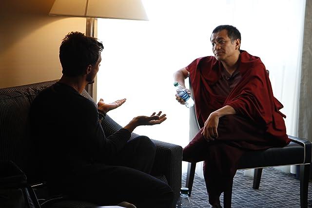 Sebastian Siegel and Dzogchen Ponlop Rinpoche in Awakening World (2012)