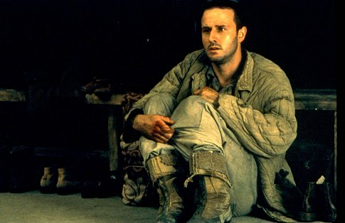 David Arquette in The Grey Zone (2001)