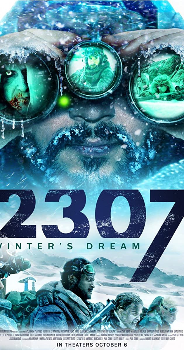 2307: Winter's Dream (2016) - IMDb