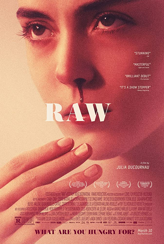 Raw 2016 720p HEVC WEB-DL x265 400MB