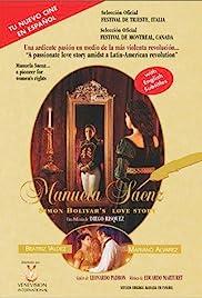 Manuela Sáenz(2000) Poster - Movie Forum, Cast, Reviews