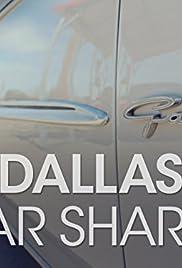 Dallas Car Sharks Poster
