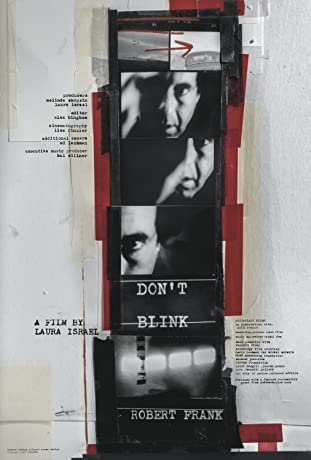 Don't Blink - Robert Frank (2015)