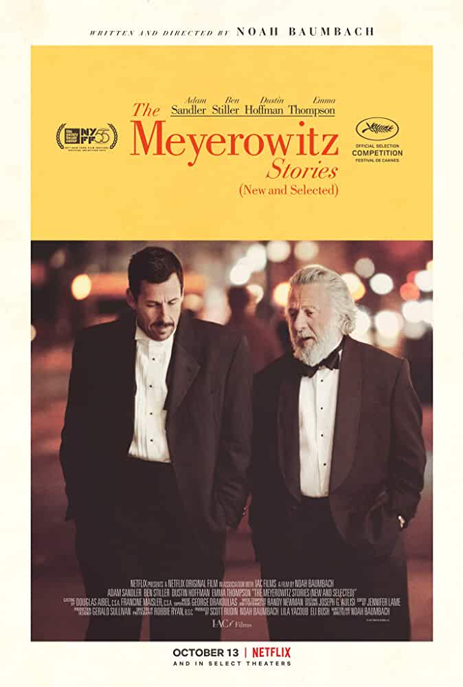 The Meyerowitz Stories 2017 English 720p WEBRip full movie watch online freee download at movies365.org