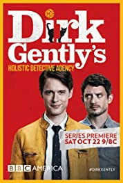 Dirk Gently's Holistic Detective Agency - Season 1 (2016) poster