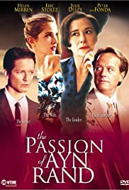 The Passion of Ayn Rand(1999) Poster - Movie Forum, Cast, Reviews