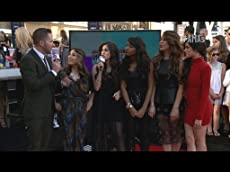 Fifth Harmony: AMA 2013 Red Carpet