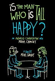 Is the Man Who Is Tall Happy?: An Animated Conversation with Noam Chomsky 2013 Poster