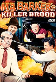 Ma Barker's Killer Brood Poster