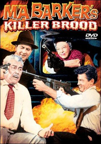 Image Ma Barker's Killer Brood Watch Full Movie Free Online