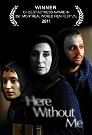 Here Without Me Poster