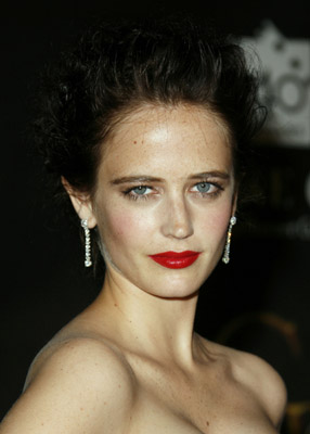 Eva Green at an event for The Golden Compass (2007)