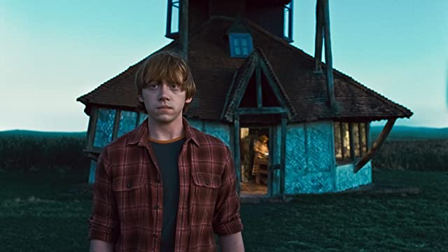 Rupert Grint in Harry Potter and the Deathly Hallows: Part 1 (2010)
