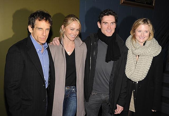 Billy Crudup, Ben Stiller, and Christine Taylor at Rampart (2011)
