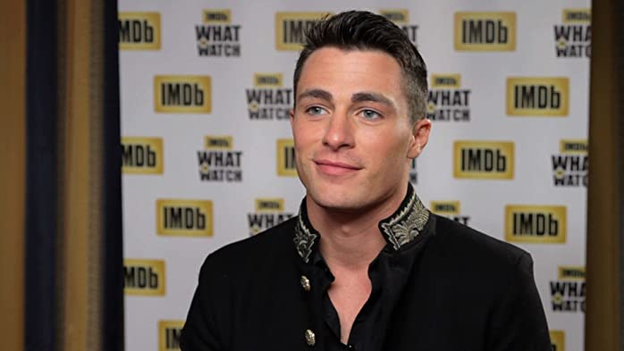 Colton Haynes in IMDb: What to Watch (2013)