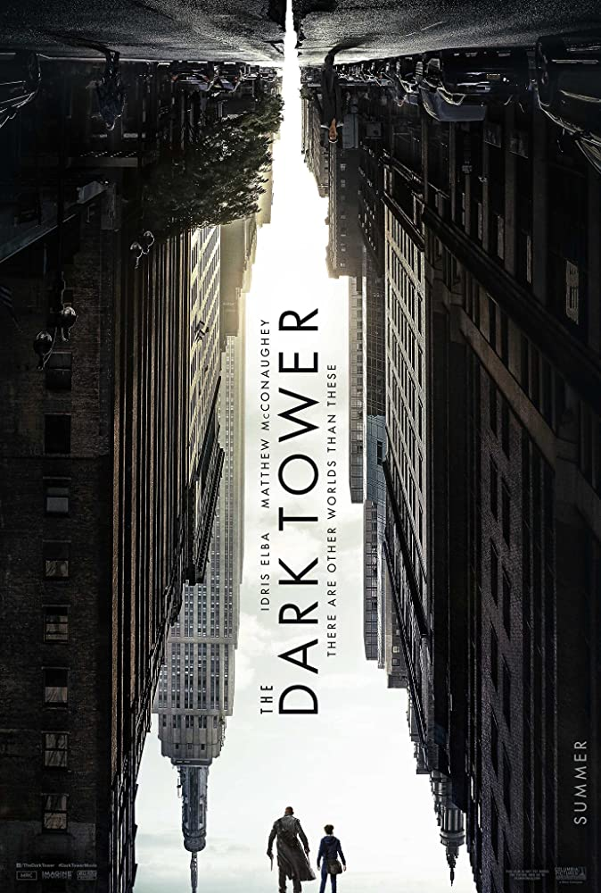 The Dark Tower poster do filme