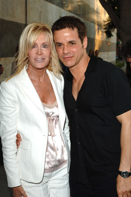 Joan Van Ark and Christian Jules Le Blanc at Knots Landing Reunion: Together Again (2005)
