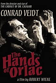 The Hands of Orlac (1924) Poster - Movie Forum, Cast, Reviews
