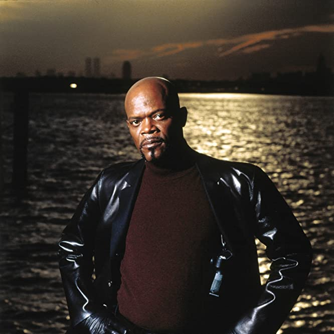 Samuel L. Jackson in Shaft (2000)