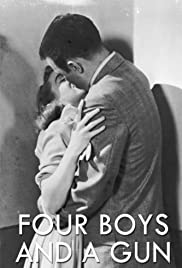 Four Boys and a Gun Poster