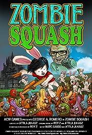 Zombie Squash Poster