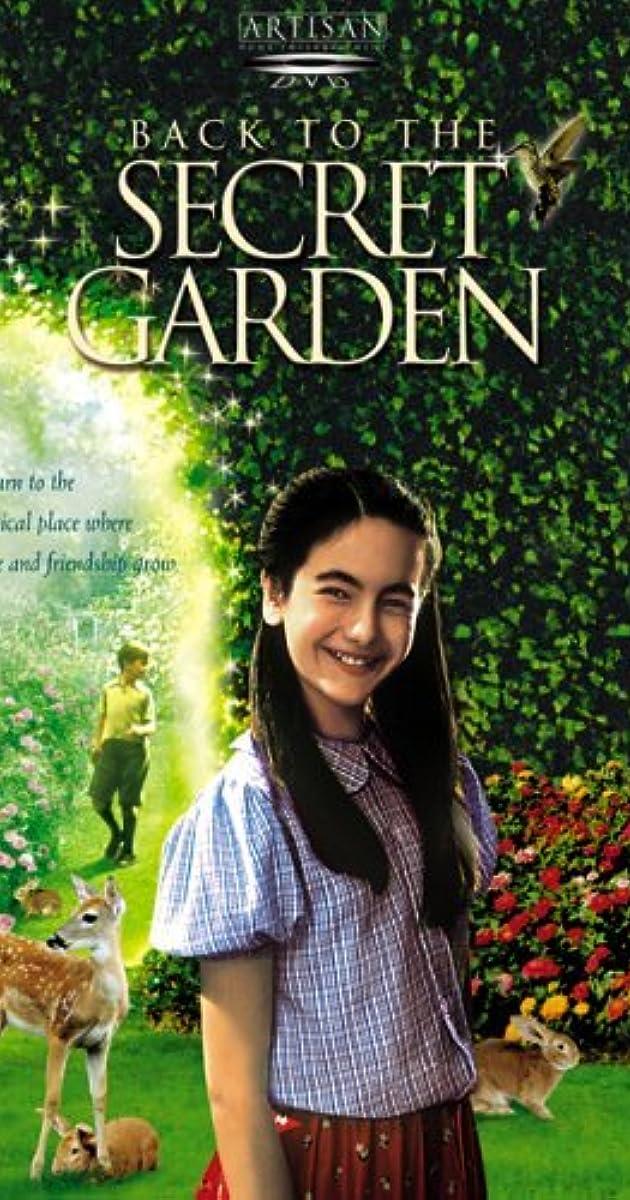Back to the secret garden 2001 imdb for El jardin secreto pelicula