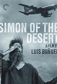 Simón del desierto Poster