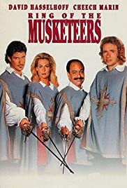 Ring of the Musketeers (1992) Poster - Movie Forum, Cast, Reviews