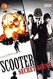 Scooter: Secret Agent Poster